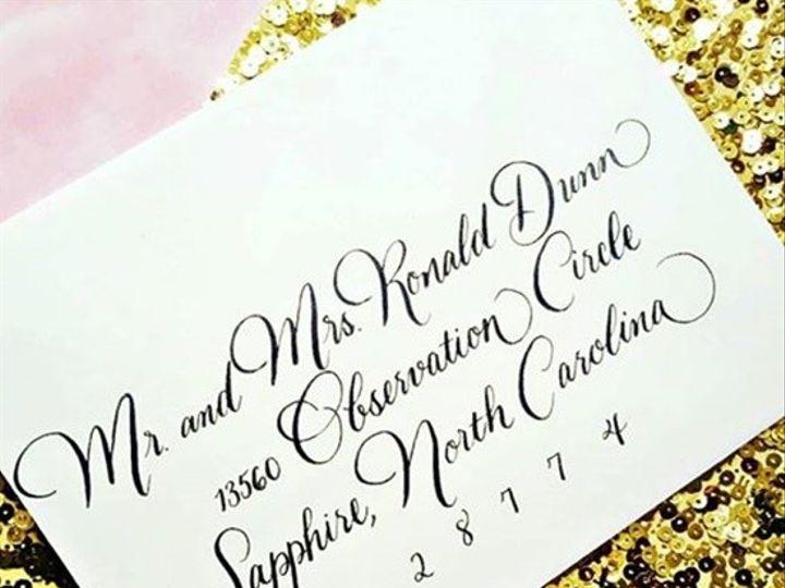 Tmx 1499183336007 Classic Script Fisherville wedding invitation