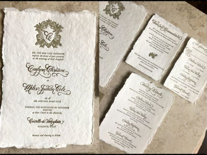 Tmx 1534175154 A272f4eca9c75438 1534175154 1b425bd12ab4c8dc 1534175148823 2 20180714 100654 Si Fisherville wedding invitation