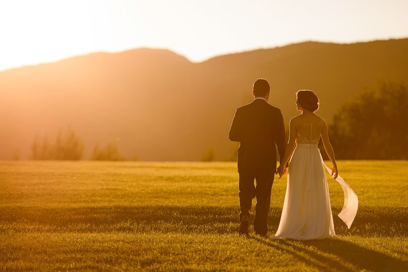 trapp family lodge stowe vermont wedding photograp