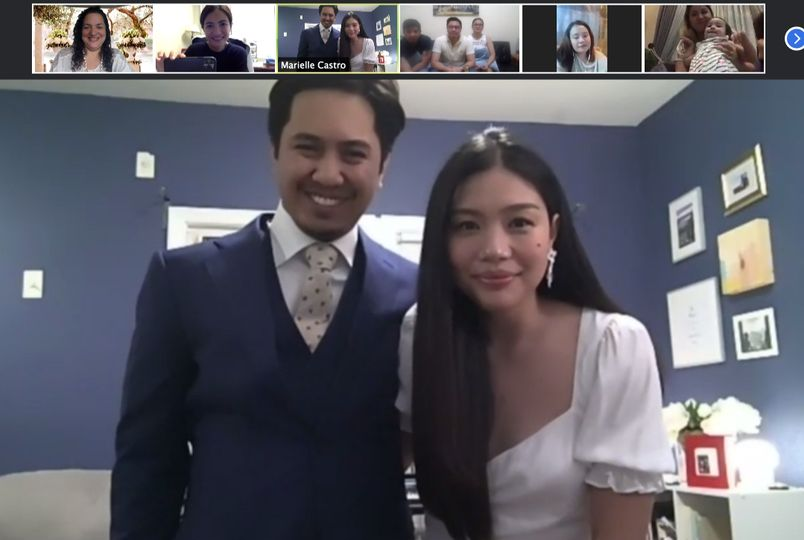 Family Virtual Ceremony