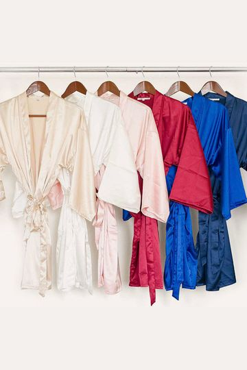 High Quality Solid Robes
