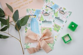 Stephanie Tara Stationery