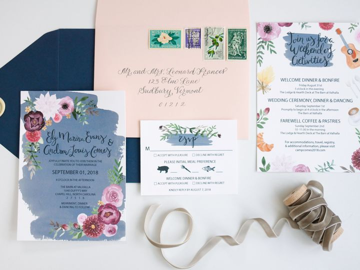 Tmx  Mg 0031 51 916009 V1 Nanuet, NY wedding invitation