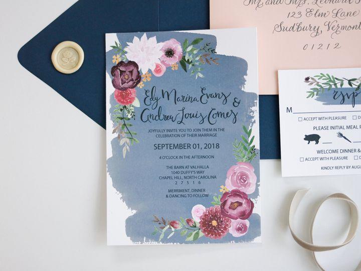 Tmx  Mg 0034 51 916009 V1 Nanuet, NY wedding invitation