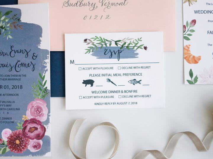 Tmx  Mg 0036 51 916009 V1 Nanuet, NY wedding invitation