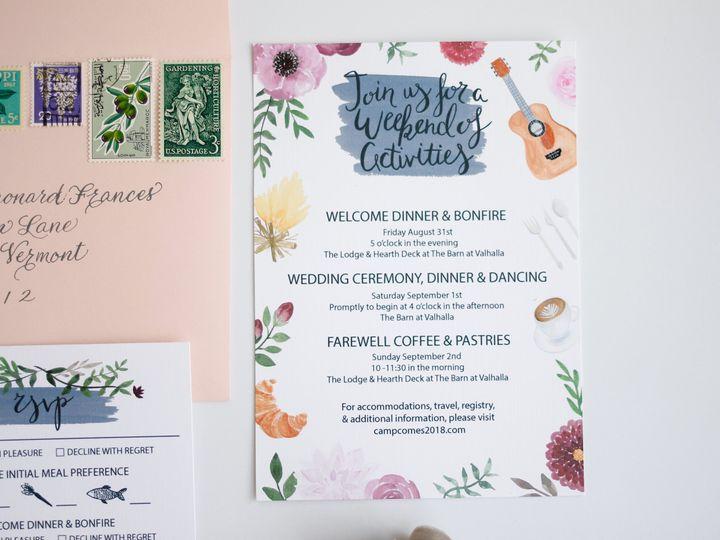 Tmx  Mg 0038 51 916009 V1 Nanuet, NY wedding invitation