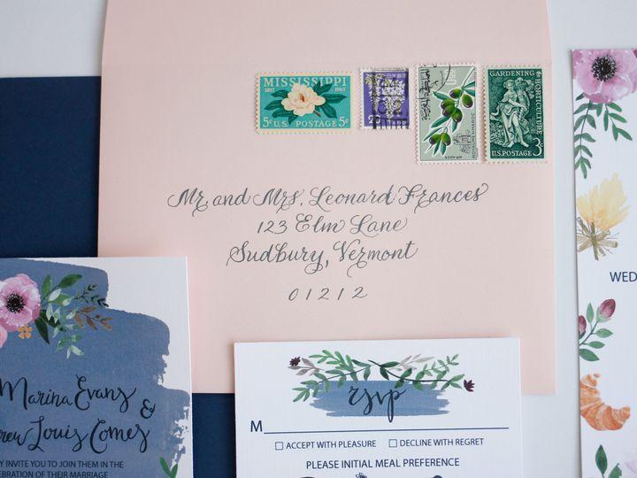 Tmx  Mg 0041 51 916009 V1 Nanuet, NY wedding invitation