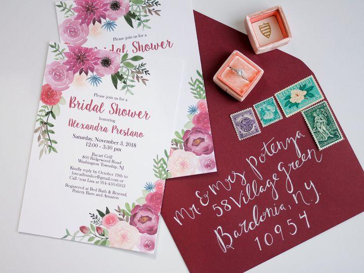Tmx  Mg 0150 51 916009 V1 Nanuet, NY wedding invitation