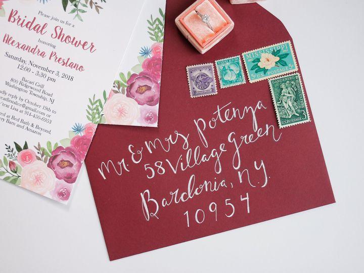 Tmx  Mg 0155 51 916009 V1 Nanuet, NY wedding invitation