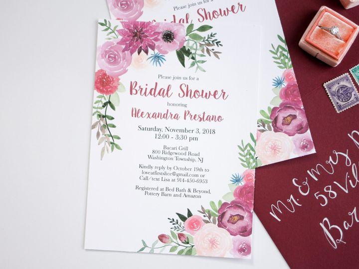 Tmx  Mg 0157 51 916009 V1 Nanuet, NY wedding invitation
