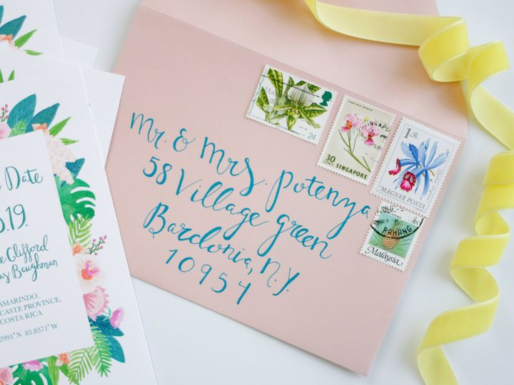 Tmx  Mg 0185 51 916009 V1 Nanuet, NY wedding invitation
