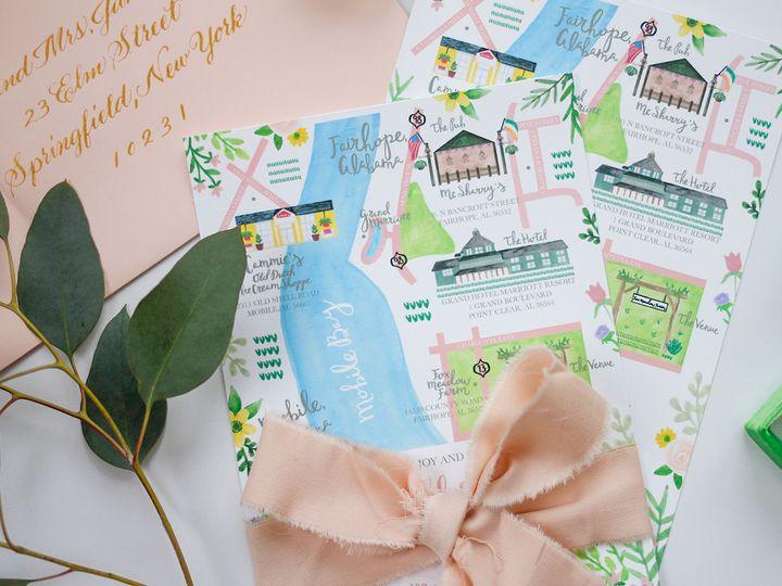 Tmx  Mg 1815 51 916009 V1 Nanuet, NY wedding invitation