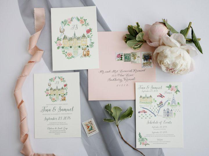 Tmx  Mg 7437 51 916009 V2 Nanuet, NY wedding invitation