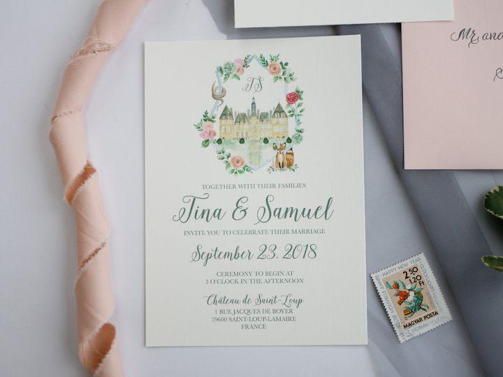 Tmx  Mg 7445 51 916009 V1 Nanuet, NY wedding invitation