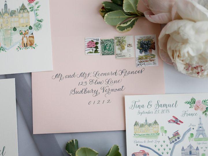 Tmx  Mg 7447 51 916009 V1 Nanuet, NY wedding invitation