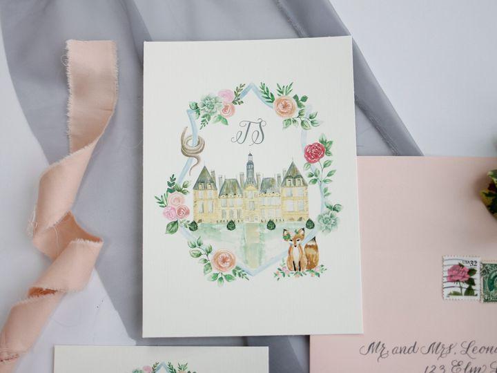 Tmx  Mg 7450 51 916009 V2 Nanuet, NY wedding invitation