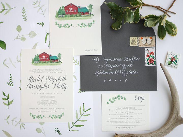 Tmx  Mg 7499 51 916009 V1 Nanuet, NY wedding invitation