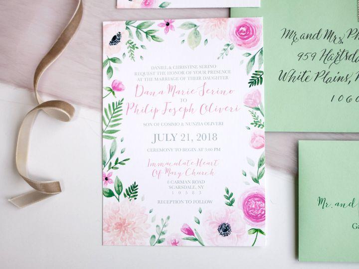 Tmx  Mg 7674 51 916009 V1 Nanuet, NY wedding invitation