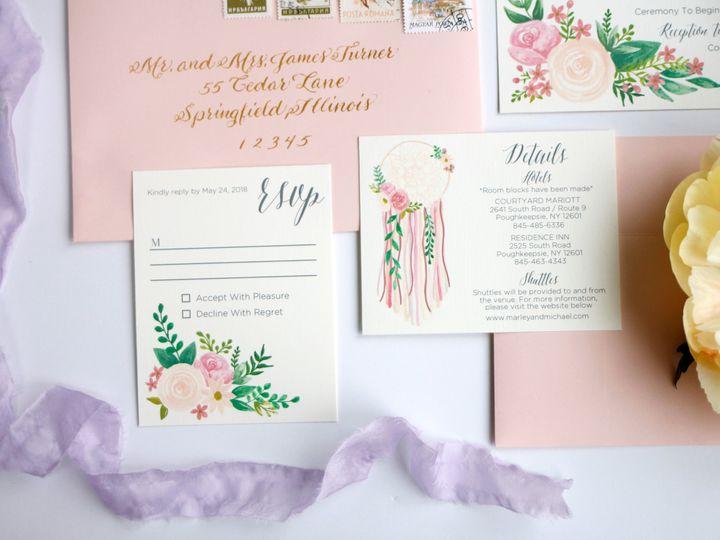 Tmx  Mg 7742 51 916009 V1 Nanuet, NY wedding invitation