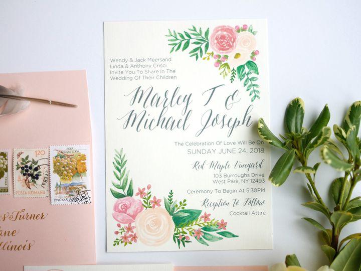 Tmx  Mg 7745 51 916009 V1 Nanuet, NY wedding invitation