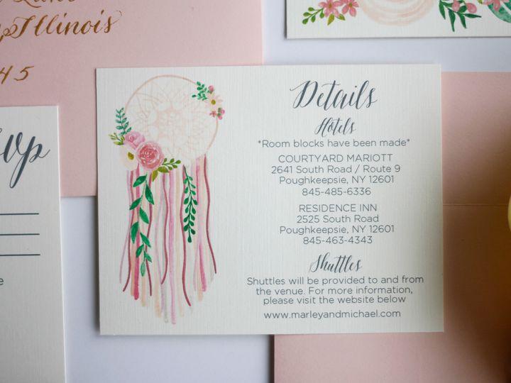 Tmx  Mg 7761 51 916009 V1 Nanuet, NY wedding invitation