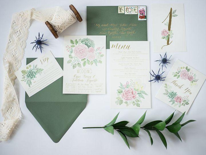 Tmx 1458159225843 Stephanie 0001 Nanuet, NY wedding invitation