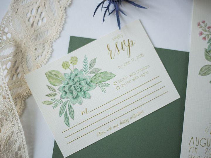 Tmx 1458159232612 Stephanie 0003 Nanuet, NY wedding invitation