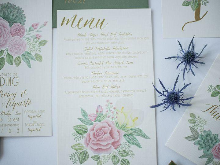 Tmx 1458159239184 Stephanie 0004 Nanuet, NY wedding invitation