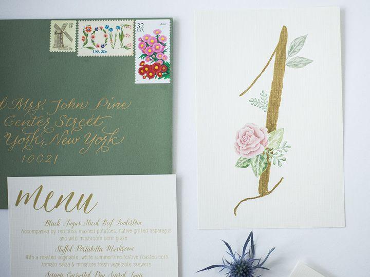 Tmx 1458159250063 Stephanie 0006 Nanuet, NY wedding invitation