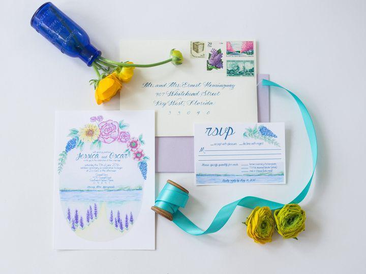 Tmx 1482009654082 Stephanie 0079 Nanuet, NY wedding invitation