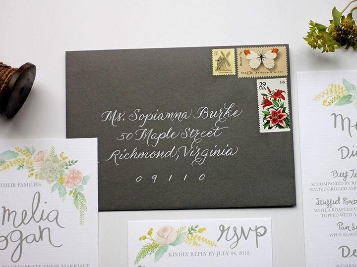 Tmx 1491163642318 005 Nanuet, NY wedding invitation