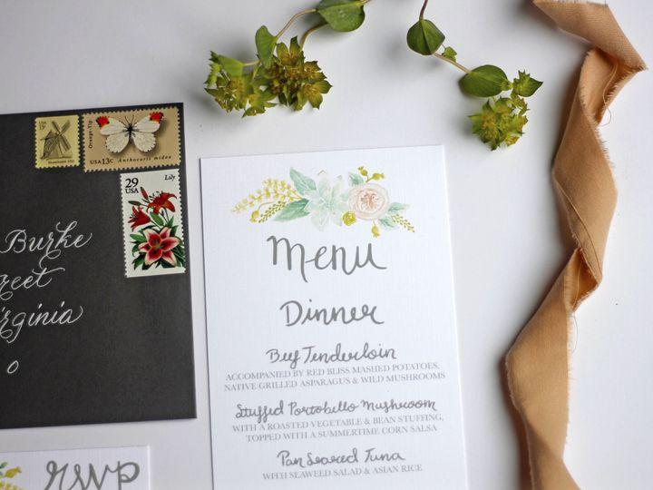 Tmx 1491163666931 007 Nanuet, NY wedding invitation