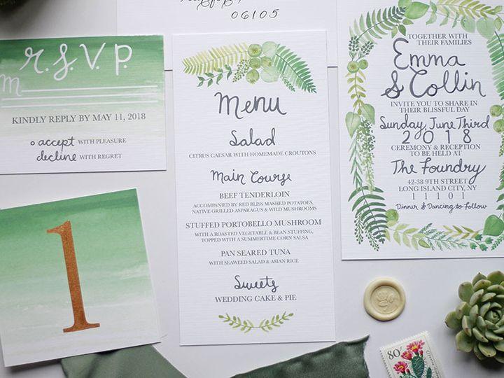 Tmx 1491164159013 014 Nanuet, NY wedding invitation