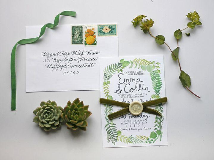 Tmx 1491164240877 020 Nanuet, NY wedding invitation