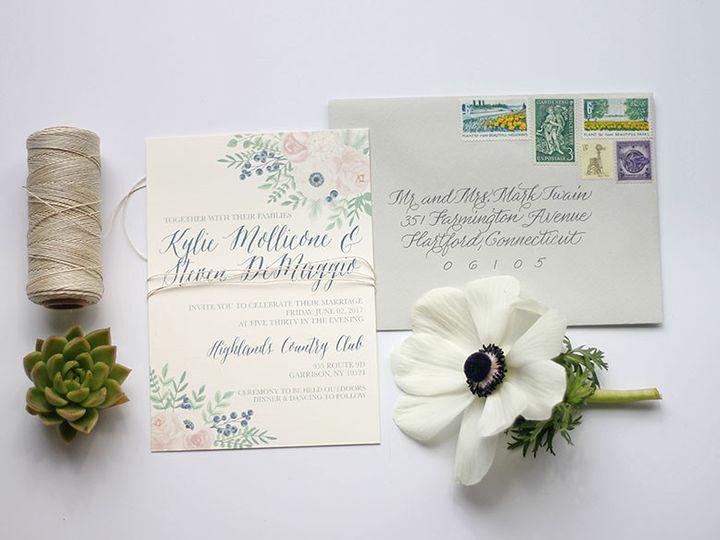 Tmx 1491164452612 038 Nanuet, NY wedding invitation