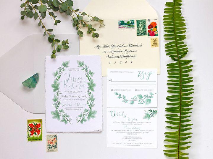 Tmx 1505144192950 01 Nanuet, NY wedding invitation