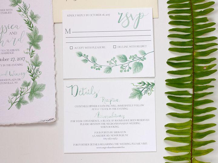 Tmx 1505144211785 04 Nanuet, NY wedding invitation
