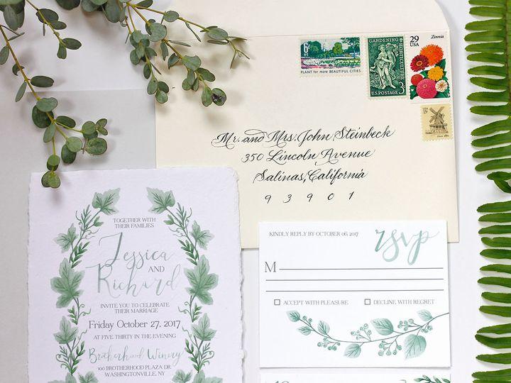 Tmx 1505144220290 05 Nanuet, NY wedding invitation