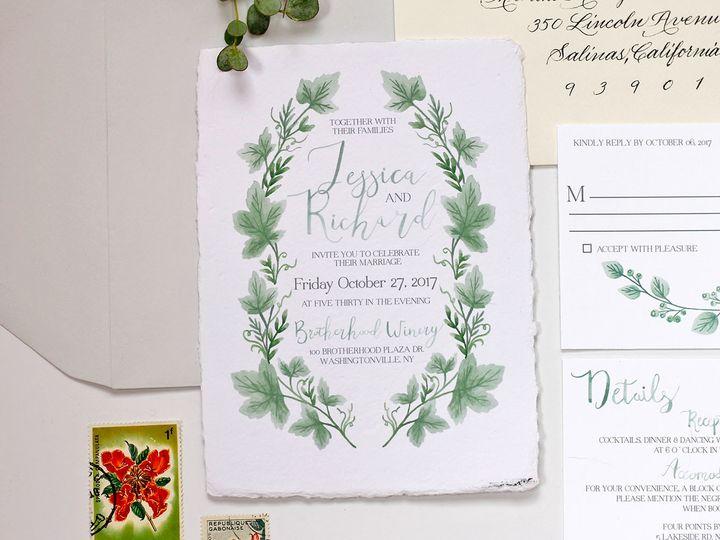 Tmx 1505144229377 06 Nanuet, NY wedding invitation