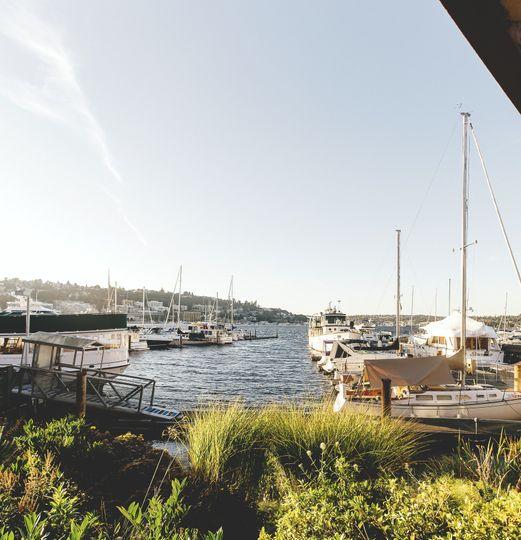 Waterfront vista