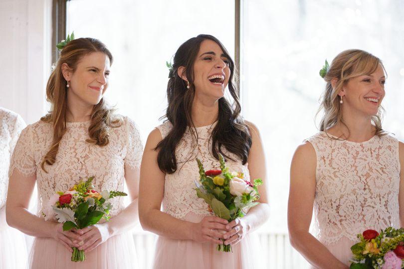 Bridesmaids | M. Kropf Photography