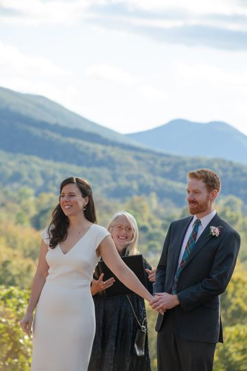 The newlyweds | Molly Haley Photography