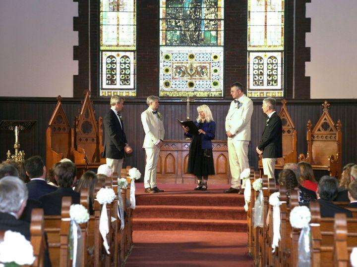 Tmx 1464956979176 Turned Sideways Charlottesville, VA wedding officiant