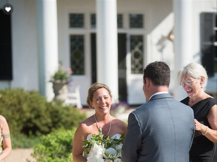 Tmx 1476120417916 Officiant Laughing At Altar Charlottesville, VA wedding officiant