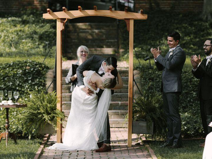 Tmx 1476188119474 Dip Good Janelle Mathu Wedding Janelle Mathu Weddi Charlottesville, VA wedding officiant
