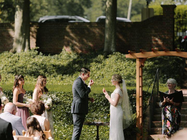 Tmx 1476188248692 Biscuit Sharing Good Janelle Mathu Wedding Janelle Charlottesville, VA wedding officiant