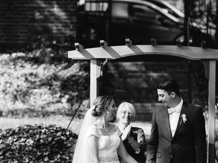Tmx 1476188380570 Clapping Bw Good Janelle Mathu Wedding Janelle Mat Charlottesville, VA wedding officiant