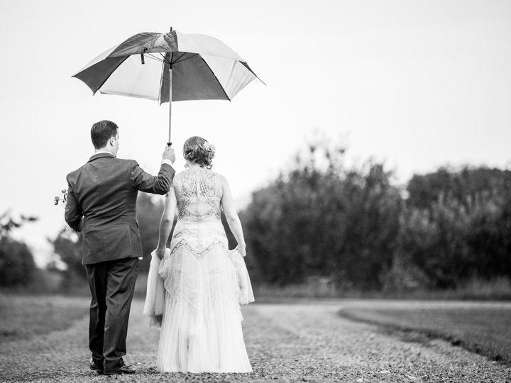 Tmx 1477508196250 Bw Under Umbrella Charlottesville, VA wedding officiant