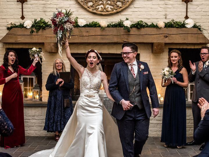 Tmx 1514933822599 Yay Recessional Good Charlottesville, VA wedding officiant