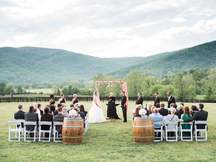 Tmx 1528730034 Bd44285b391db466 1528730031 19b6f6f332599c6d 1528730028457 1 Ceremony Long Shot Charlottesville, VA wedding officiant